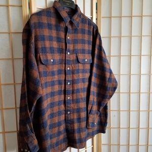 Winter Flannel Shirt